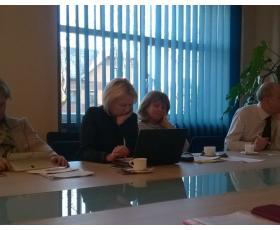 Baltijos šalių gyvūnų gerovės tinklo susitikimas Veterinarijos akademijoje, 2018-01-16