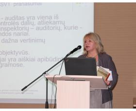 LSMU Gyvulininkystės instituto mokslo darbuotoja Ina Stuogė.